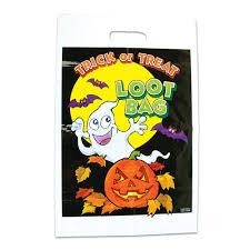 halloween party goody bags halloween trick or treat bags halloween wikii
