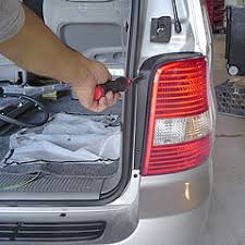 Tail Light Out Replace Tail Light Bulbs On A 2006 Kia Sedona Brake Light Turn