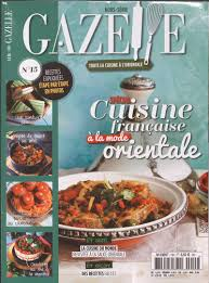 gazelle cuisine gazelle cuisine hors série