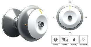 creative bathroom door knob door knob with lock on both sides