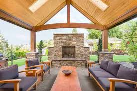 Patio Furniture Edmond Ok by Okc Outdoor Fireplace Design And Construction