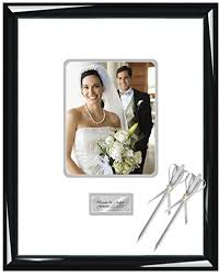 wedding autograph frame personalized autograph picture frame signature photo