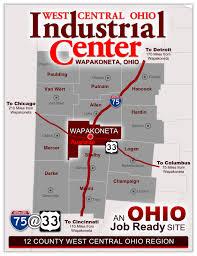 Greenville Ohio Map by Maps Why Wapakoneta
