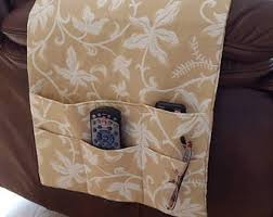 Armchair Remote Holder Chair Caddy Etsy