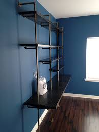 Industrial Shelving Unit by Industrial Office Furniture Industrial Bookcase Industrial