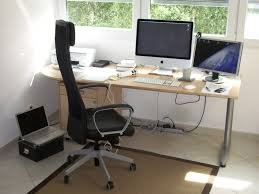 Modern White Office Table Office Small Office Or Work Space Design Ideas To Inspire You