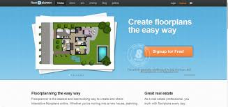 Create Floor Plan Online by Free Floor Plan Software Floorplanner Review