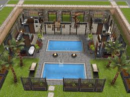 Home Design Ipad Second Floor 61 Best Sims Freeplay House Ideas Images On Pinterest House