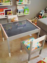 Ikea Masa by Chibitofu A U0027s New Play Table An Ikea Latt Hack