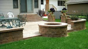 patio ideas backyard stone patio outdoor stone patio cost