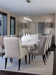 white modern dining table set astonishing dining room design pictures remodel decor and ideas page