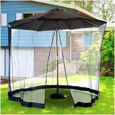 Mosquito Netting For Patio Umbrella Ideas Patio Umbrella Mosquito Net Of Mosquito Netting For Patio
