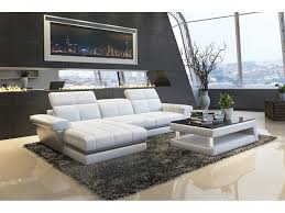 bonded leather sectional sofa white grey bonded leather sectional sofa shop for affordable