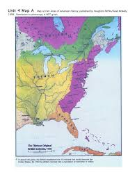 The Thirteen Colonies Map 13 Colonies Map Cliparts Co