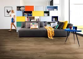 Oak Laminate Flooring B Q Natural Dark Oak Effect Premium Luxury Vinyl Click Flooring 2 16m