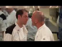 Hell S Kitchen Season 8 - hell s kitchen season 8 ep 11 chef scott yells at trev uncensored