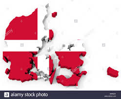 Viking Map Europe Denmark Flag Copenhagen Viking Danish Map Atlas Map Of The