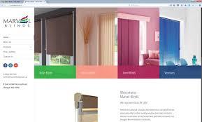 marvel blinds perth web agency