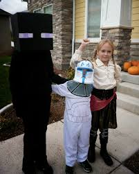 Minecraft Skeleton Halloween Costume by Life Of Tracy This Is Halloween 2013