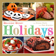 delicious disney holidays u0027 newest in cookbook series disney
