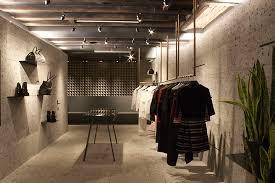 Retail Store Lighting Fixtures Proenza Schouler Flagship Store By Adjaye Associates New York