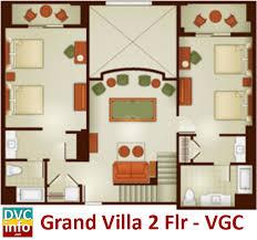 Disney Boardwalk Villas Floor Plan The Villas At Disney U0027s Grand Californian Hotel U0026 Spa Dvcinfo Com