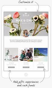 wedding registry for tools wedding registry gifts zola wedding registry destiny