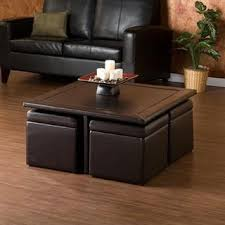 Diy Large Coffee Table by Coffee Table Exciting Ottoman For Coffee Table Design Tufted