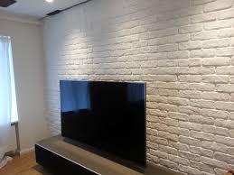 Wohnzimmer Ideen Wandgestaltung Zauberhaft Steinwand Optik Wohnzimmer Gewinnen Schones Wohnen