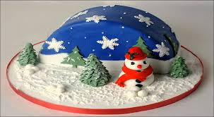 christmas cake decoration ideas beautiful cake decorations for