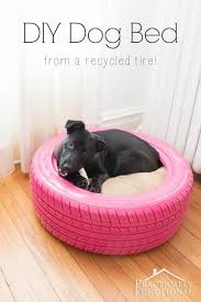 How To Make End Table Dog Crate by 31 Creative Diy Dog Beds You Can Make For Your Pup Diy Joy