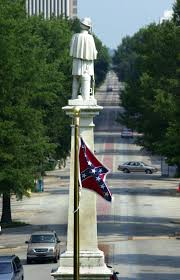 Flag Sc Statehouse Confederate Flag Flying At Full Height Causes Stir On