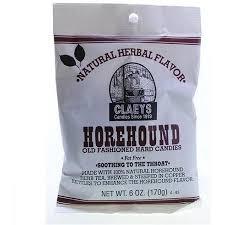 horehound candy where to buy claey s horehound herbal flavor candy 6 oz walmart