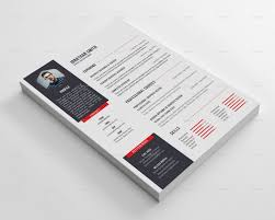 Resume Indesign Template 20 Designer Resume Template Word Indesign Psd Template