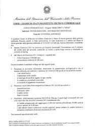 test d ingresso economia aziendale soluzioni economia aziendale progetto sirio e mercurio