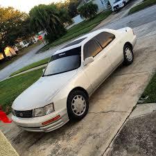 lexus ls400 michelin tires garage