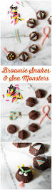 Easy Halloween Snacks To Make by 5 Easy Halloween Treats Made With Brownie Bites
