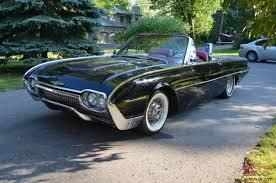 1961 Thunderbird Interior Ford Thunderbird Convertible 390 Cubic Inch V8 4 Barrels
