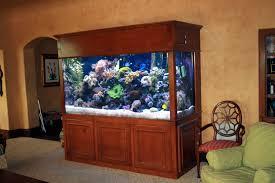 living room stunning aquarium design for living room with cream