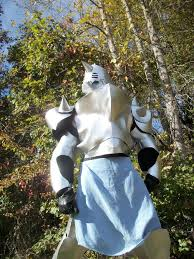 Edward Elric Halloween Costume Alphonse Elric Costume Fullmetal Alchemist Pictures