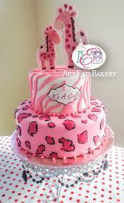 animal print cheetah and zebra pink and black fondant u0027s baby