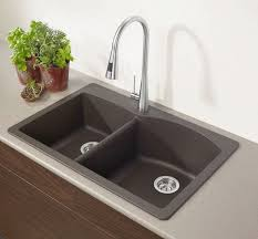 Luxurious Lowes Kitchen Sinks And Faucets Black At 2 Granite