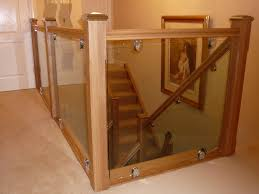 Glass Staircase Banister Stair Casual Picture Of Home Interior Stair Design With Glass