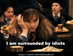 Hermione Granger Memes - harry potter hermione grainger quote created via http