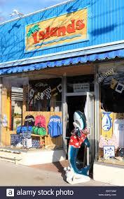 hyannis port cape cod massachusetts islands gift shop stock photo