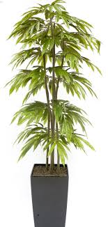 evergreen trees and shrubs handmade artificial trees pictured