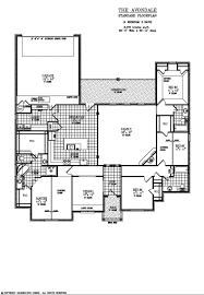 dan hines construction lubbock texas custom built new home