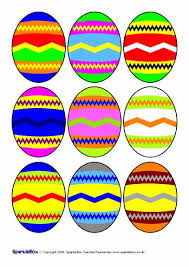 Easter Decorations Printouts by Easter Primary Teaching Resources And Printables Sparklebox