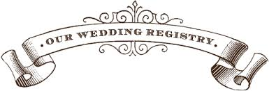 wedding gift registration registry 101 chicago wedding