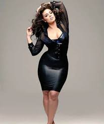 ashley graham is the first ever plus size model to feature in